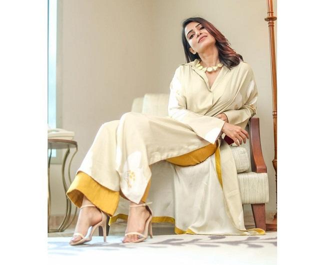 Pic Talk: Samantha Nails Ethnic Wear Like A Boss