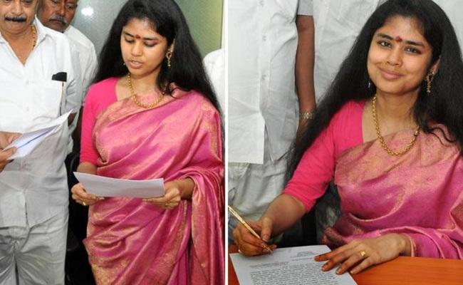Sanchaita Gajapathi Raju To Be Sacked From BJP?