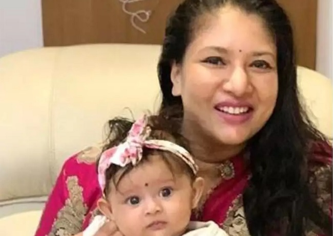 Actress Sanghavi Delivers Baby At 42