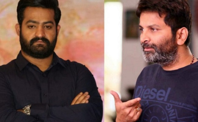 Trivikram Planning A Quickie With Venky; Tarak Not Happy!