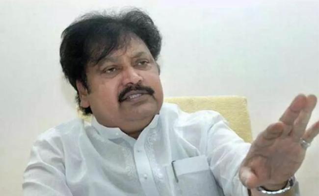 Varla Ramaiah, A Scapegoat For Naidu's Politics