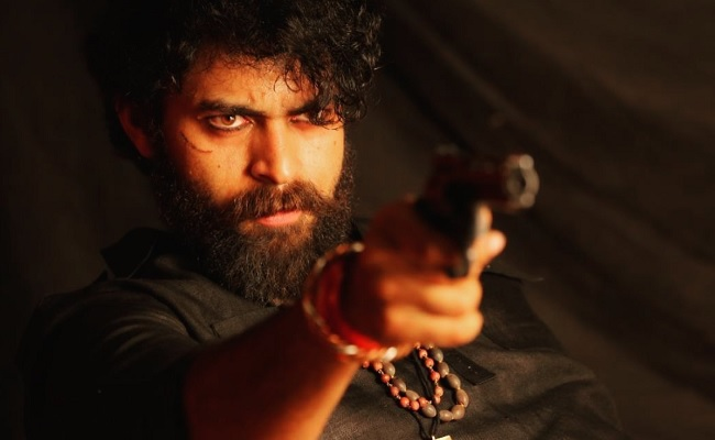Varun Tej: You can't talk to a man with a gun in his hand