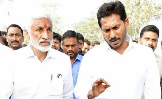 Did Jagan prefer Nani to Sai Reddy?