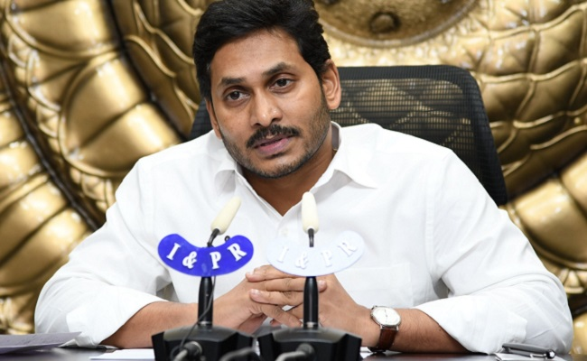 Sorry, but can't allow our people, says Jagan