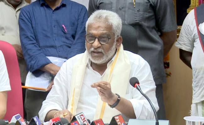 Y V Subba Reddy Firm On RS Seat?
