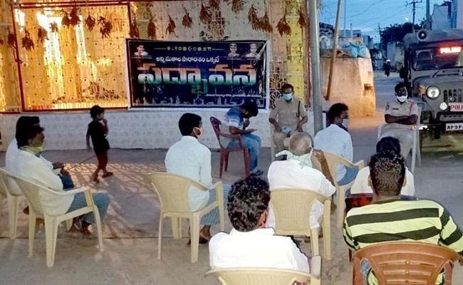 Religious politics: AP cops up vigil in worship places