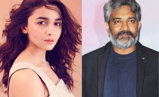 Alia Bhatt to Opt Out of RRR?