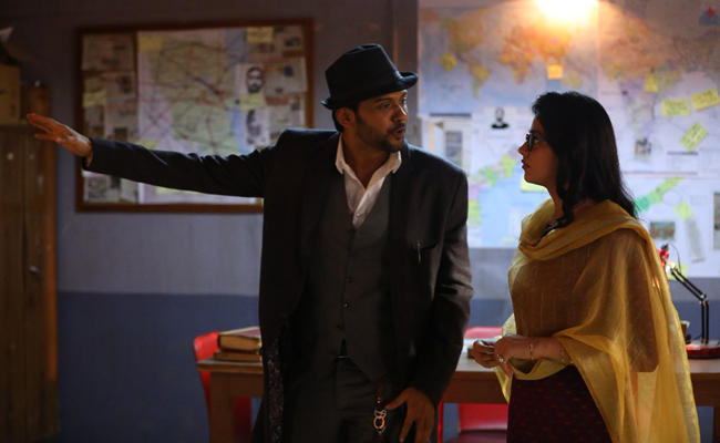 Agent Sai Srinivasa Athreya To Take Up 2 More Cases