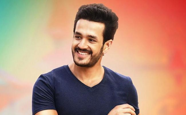 Akhil In A Never Seen Before Avatar