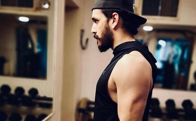 Akhil Akkineni Begins Rigorous Workout