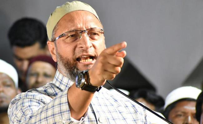 Cong Terms Owaisi A BJP Agent, Latter Refutes It