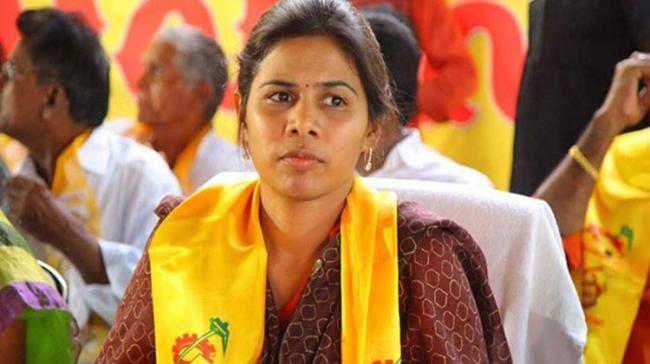 Now, Dacoity Case Against Akhila Priya!