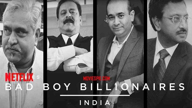 Netflix releases three episodes of 'Bad Boy Billionaires'