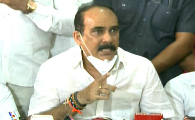 TRS, YSRC Ministers In War Of Words!