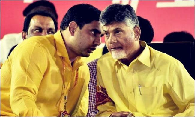 Can Naidu, Lokesh campaign in GHMC polls?
