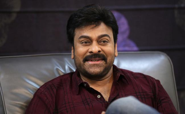 Chiranjeevi to Earn 150 Crores Next Year!