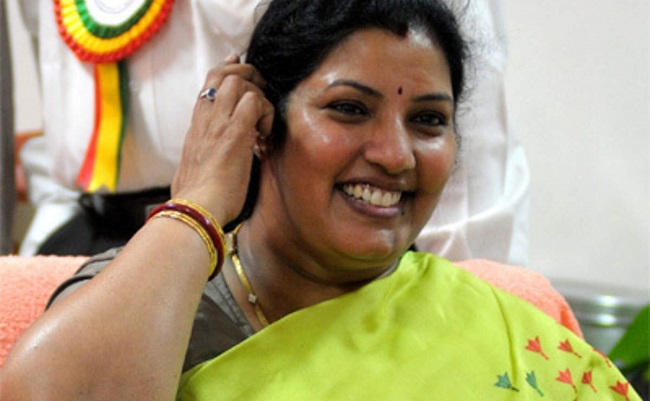 Politics At The New Capital With NTR's Daughter