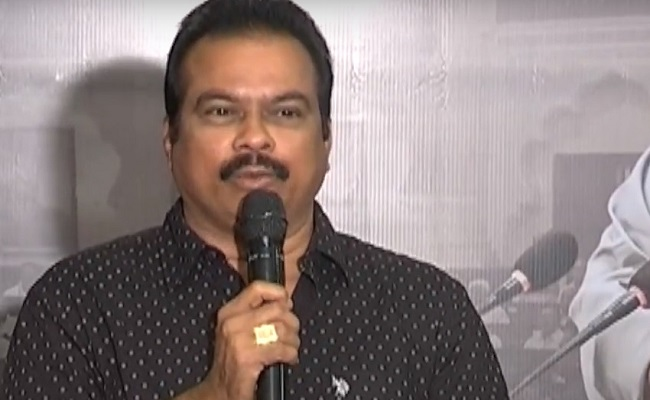 Producer DVV Danayya Tests Positive for COVID19