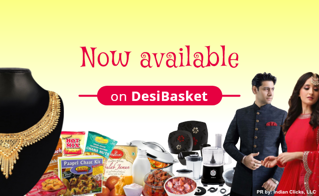 Desi Basket: One-stop Online store for Desi needs