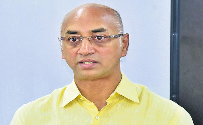 Jagan Govt Takes Back Land Given To Galla Plant