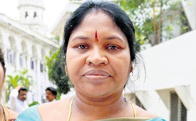 Giddi Eswari Jumps From TDP To BJP?