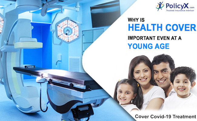 Why is health insurance important even at a young age?