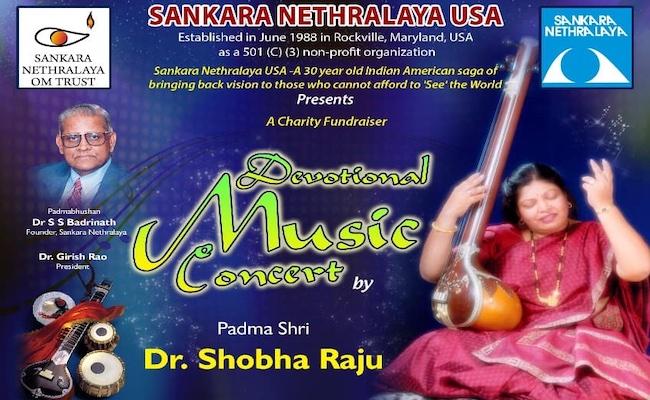 Sankara Nethralaya raised $375K to restore the Vision