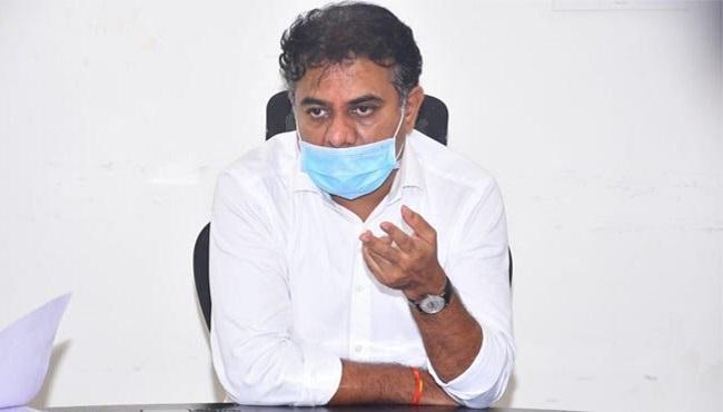 KTR As Telangana CM Talk Gets Shriller!