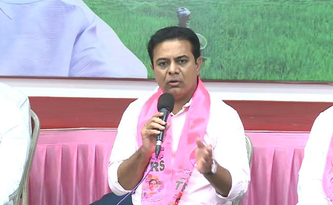 Muhurtham Fixed For KTR As CM?