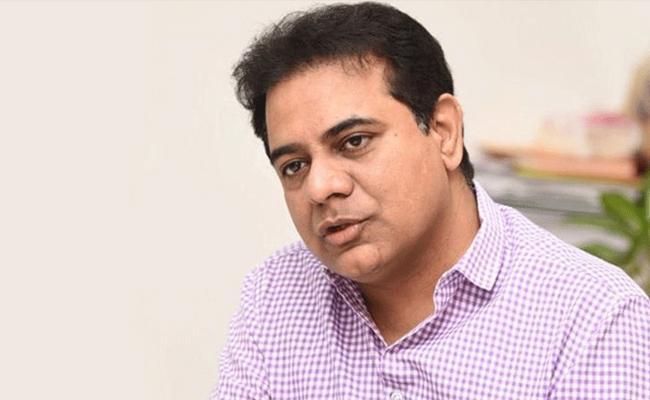Now, A Lane In The Name Of KTR!