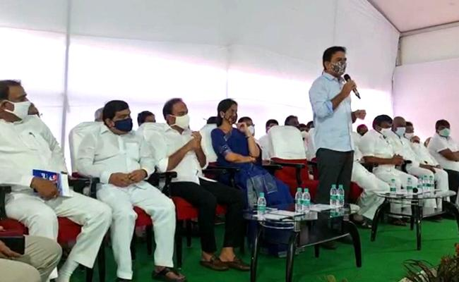 KTR: TRS will retain power in GHMC with huge majority