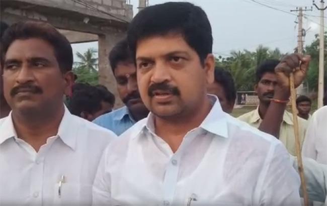 Stage Set For Arrest Of TDP Leader Kollu Ravindra