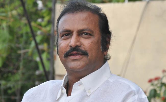 Reel Buzz: Mohan Babu Turns Purohit