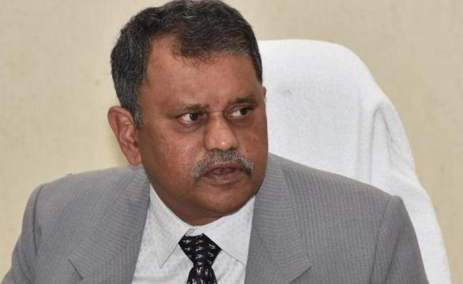 Nimmagadda bringing pressure on govt for local polls!