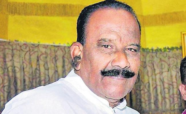 Former Home Minister Narasimha Reddy passes away