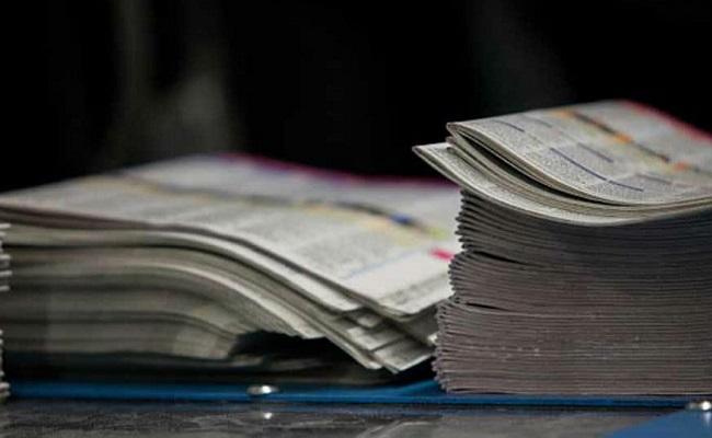Corona Effect: Telugu Heroes Scared Of Newspapers!