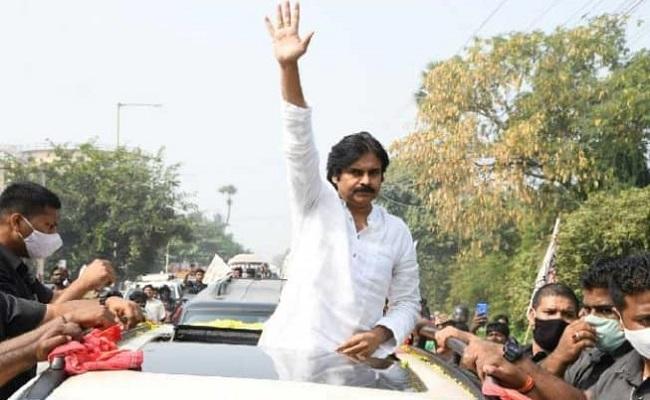 Public Talk: TDP's Caste Fight Between Pawan And Kodali Nani