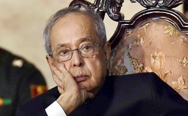 Former President Pranab on ventilator support: Sources