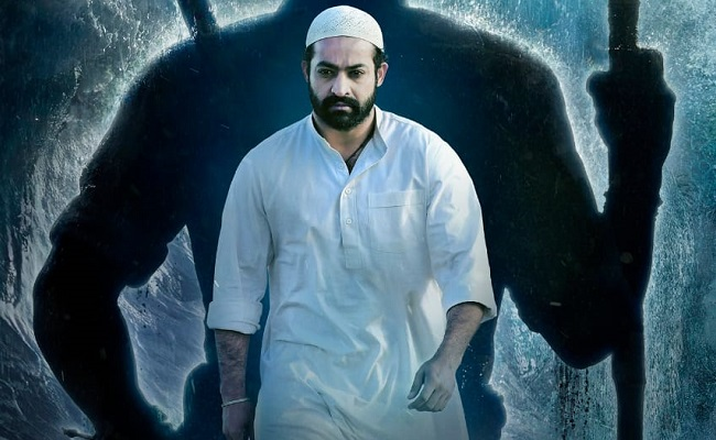 RRR: First look of Jr NTR's character unveiled