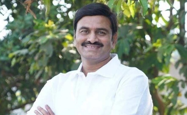 Fearing threats from own party, YSRCP MP asks Speaker for security