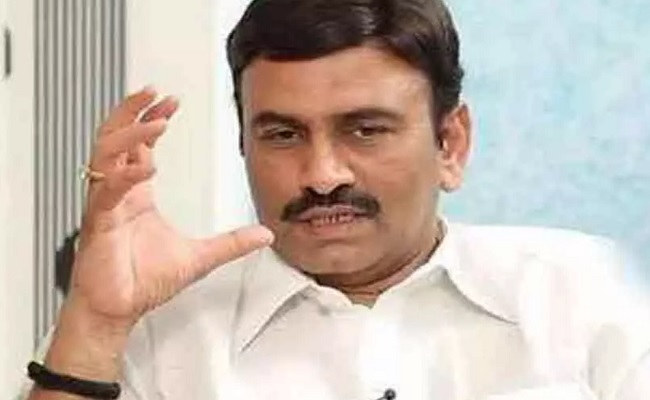 Jagan Firm On Getting Raju Disqualified!