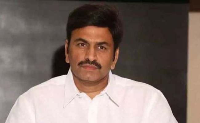 Raghurama Raju expels himself from YSRC!
