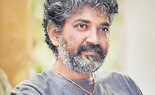 RRR Release On Rajamouli's Personal App?