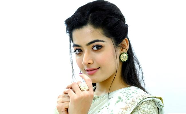 Rashmika for Ram Charan in Acharya?