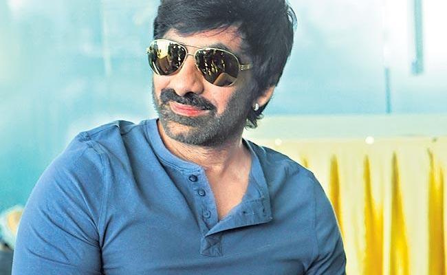 Ravi Teja's Movie In The Lines of Chantabbai?