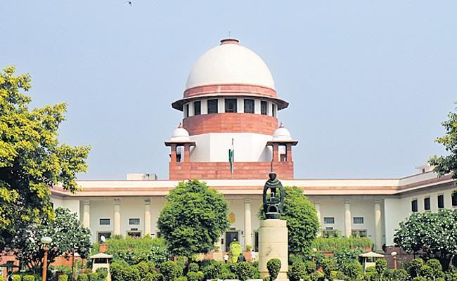 Amaravati house sites: SC upholds HC stay order