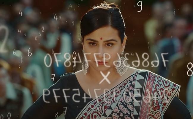 Shakuntala Devi Trailer: Charismatic Vidya As The Human Computer