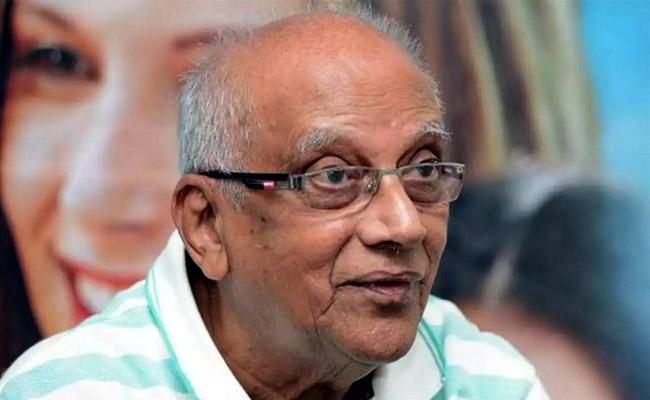 Singeetam Joins #Prabhas21 As Mentor