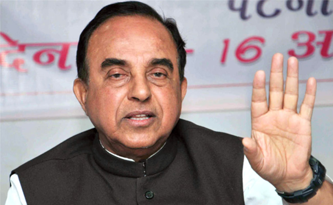 Subramanian Swamy hints at Dubai link in Sushant's death