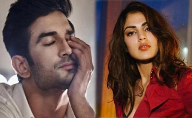 Sushant was a dir with Rhea, brother in 2 companies